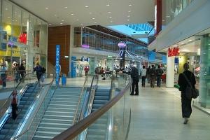 Extindere Mall Militari - Parcare